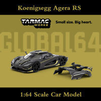 Pre-Sale Tarmac Works 1:64 Koenigsegg Agera RS Diecast Car Model Collections