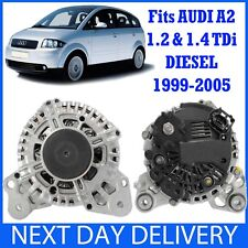 AUDI A2 1.2 & 1.4 Diesel TDI 1999-2005 NEW 120A ALTERNATOR (8Z0 ANY AMF ATL BHC)