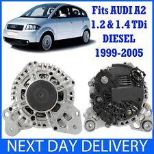 AUDI A2 1.2 & 1.4 Diesel TDI 1999-2005 NEW 120A ALTERNATOR (8Z0 ANY AMF ATL BHC)
