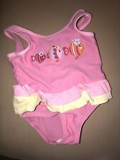 Baby Girl Swimming Costume swimsuit swimwear 12-18 Month (Debenhams)