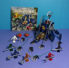 LEGO Bionicle ~ Visorak Battle Ram (8757) & Manual