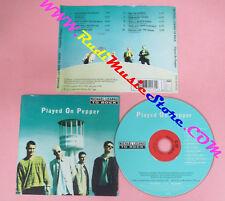 CD MICHAEL LEARNS TO ROCK Played On Pepper 1995 Eu MEDLEY no lp mc dvd (CS16)