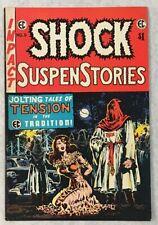 Shock SuspenStories #6 EC Horror Comics 1974 Reprint Wally Wood, Ghastly Ingels
