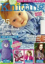 Knitting and Crochet magazine a winter issue