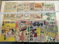 Comic Book Lot Richie Rich, Timmy, Dot, Blondie, Casper  70's Bronze