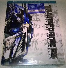 Transformers Revenge of the Fallen (2009, CA) Futureshop Exclusive Steelbook NEW