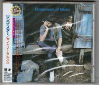 Sealed RINGO STARR Beaucoups Of Blues JAPAN CD TOCP-8498 w/OBI 1995 issue FreeSH