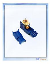 Culasse à encastrer simple - alpex - multiskin - boitier bleu avec raccords M22