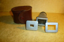 Original Altix Kamera Spezialsucher - Sucher mit Masken 35mm / 50mm / 90mm !