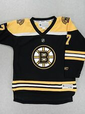 Boston Bruins NHL Screened Replica Hockey Jersey (#17 Lucic) Youth L/XL