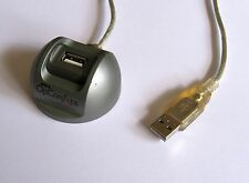 """USB A Male to USB A Female on Swivel Base USB Cord Extension Cable, 58"""" in. Long"""