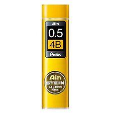 Pentel Ain Stein Mechanical Pencil Lead 0.5 mm 4B 40 Leads C275-4B