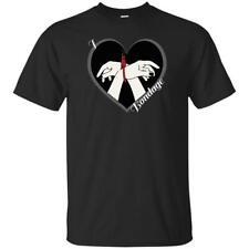 I love Bondage 50 Shades Valentine BDSM Kinky Naughty Dominatrix Tshirt