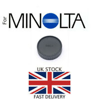 NEW Rear Lens Cap For Minolta MD Mount *UK Seller* SLR Film Camera Lens