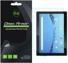 3X Dmax Armor HD Clear Screen Protector for Digiland 10.1 inch (DL1016 / DL1023)