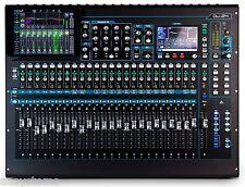 Allen & Heath QU-24 chrome digital mixer mixing desk qu24 allen and heath NEW