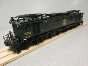 Sunset Models O-Scale Great Northern Y-1 Electric Locomotive #5012 - 2 Rail