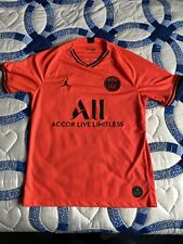 MARCO VERRATTI PSG PARIS SAINT GERMAIN ALTERNATE 3RD JERSEY KIT NIKE JORDAN