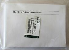 2003 2004 2005 2006 JAGUAR XK XKR OWNERS MANUAL DRIVERS HANDBOOK COUPE CONVR NEW