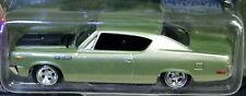 JOHNNY LIGHTNING 70 1970 AMERICAN MOTORS AMC REBEL MACHINE MUSCLE CAR USA GRN