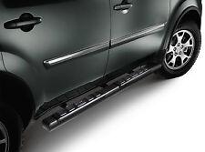 Genuine OEM Honda Pilot Black Side Step Set 2009 - 2015 (08L33-SZA-100)