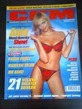 """CKM 4/2003 in. Dariusz """"Tiger"""" Michalczewski, Angela Little, Massive Attack"""