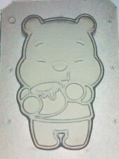 Flexible Mold Honey Teddy Bear Kawaii Resin Or Chocolate Mould