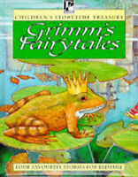 Grimm Fairy Tales (Children's storytime treasury), unknown, Very Good Book