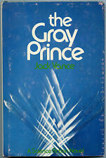 Fiction: THE GREY PRINCE by Jack Vance.1974. Signed 1st edition.
