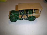 Avon Station Wagon After Shave Decanter no Box-Empty