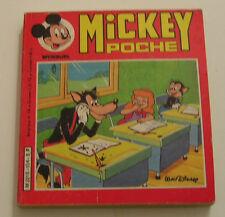 MICKEY POCHE    N° 104         AV24
