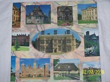New ~ Country House Exteriors ~ Heritage ~ Gibsons Games ~ 1000 piece jigsaw