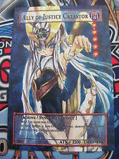 Yugioh Common Orica Ally of Justice Catastor (Art 2)