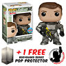 FUNKO POP VINYL FALLOUT POWER ARMOR UNMASKED #67 NYCC 2015 EXCLUSIVE