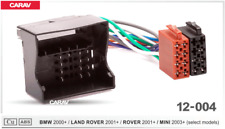 CARAV 12-004 CABLE PARA LA AUTORADIO BMW, LAND ROVER, MINI 2000+