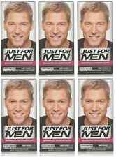 Just For Men Shampoo-In-Color Sandy Blond H-10 (6 Pack)