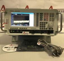 AEROFLEX 3251 / 1 SPECTRUM ANALYZER 1KHz TO 3GHz + 3GHz TG TESTED !