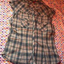 Plaid Shirt By H&M 14