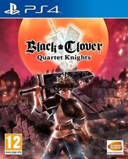 PS4 Black Clover Quartet Knights