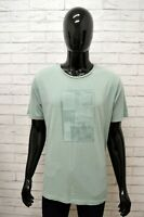 Maglia CAMEL ACTIVE Uomo Taglia Size XL Maglietta Shirt Man Cotone Manica Corta