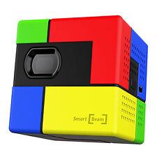 SK SMARTBEAM ART BLACK Portable Mini Beam Projecter DLP LED For Smartphone PCPad