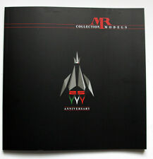 MR Collection Models 25 Anniversary history book Looksmart Ferrari Lamborghini