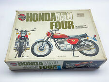 Vintage Airfix Honda 750 Four Motocycle 1/8 scale boxed kit complete
