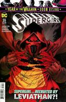 Supergirl # 35 Year Of The Villain Tie-In DC