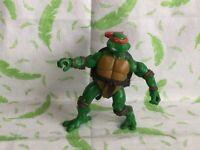 TMNT 2002 Playmates Toys figure Raphael Teenage Mutant Ninja Turtles (T15)