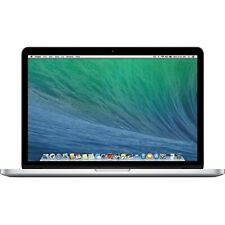 "Apple MacBook Pro Retina 13.3"" Laptop ME865LL/A i5 2.40GHz 8GB 256GB SSD 2015"