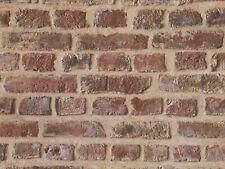 Tapete Backstein-Optik Mauer rot braun 30219-1 (1,61?/1qm)