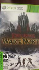 The Lord Of The Rings: War In The North For Xbox 360.