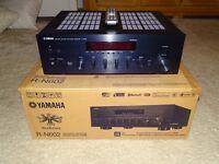 Yamaha MusicCast R-N602 HiFi Netzwerk-Receiver WiFi LAN, OVP, 2J. Garantie