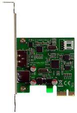 Festplatten-& RAID-Controller für Computer auf eSATA und PCI Express x1